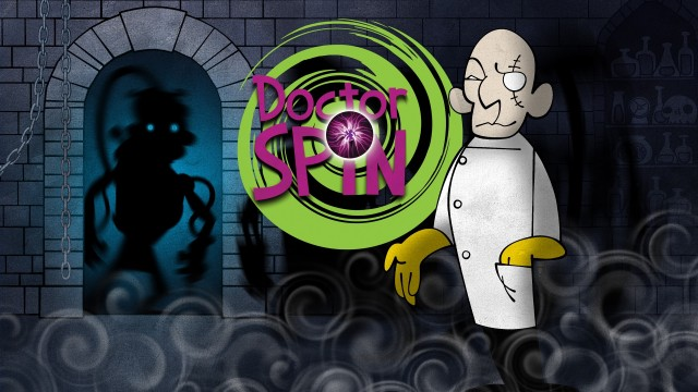 Doctor Spin is whirling its way to the App Store soon