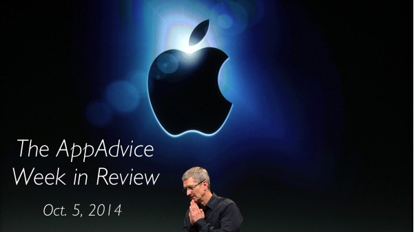 The AppAdvice week in review: Waiting for new iPads, iOS 8.1 and OS X Yosemite