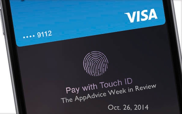 The AppAdvice week in review: Apple Pay's charge and iTunes' steep decline