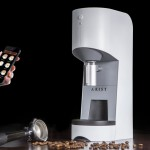 With the Arist Café, brewing a cup of coffee is as easy as pulling out your iPhone