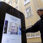 Russia takes down a monument honoring Steve Jobs because Tim Cook is gay
