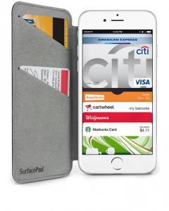 Twelve South unveils the 'buttery soft leather' SurfacePad for iPhone 6/6 Plus