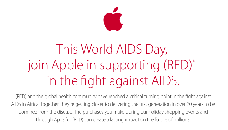 Apple-World-AIDS-Day