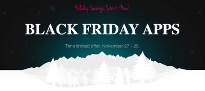 Get Star Walk, TextExpander and more for less during the Black Friday Apps sale