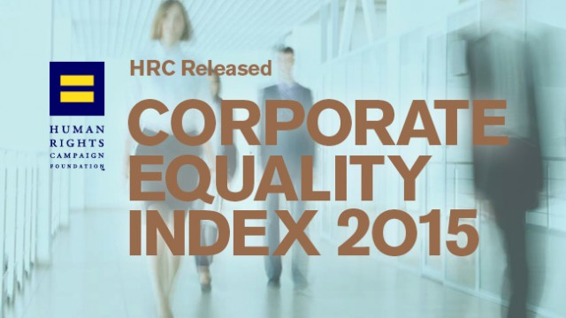 Apple receives a perfect score in the latest Corporate Equality Index survey