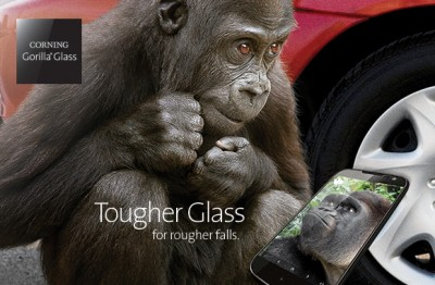 Corning's tougher Gorilla Glass 4 set for its big reveal