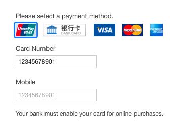 Apple now supports UnionPay for one-tap purchases on the App Store in China