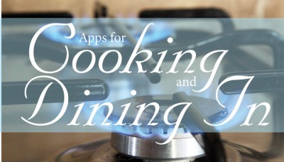 Cooking at home is easy with these iOS apps