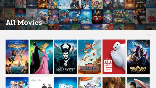 Disney Movies Anywhere now connects with Google Play as well as Apple's iTunes