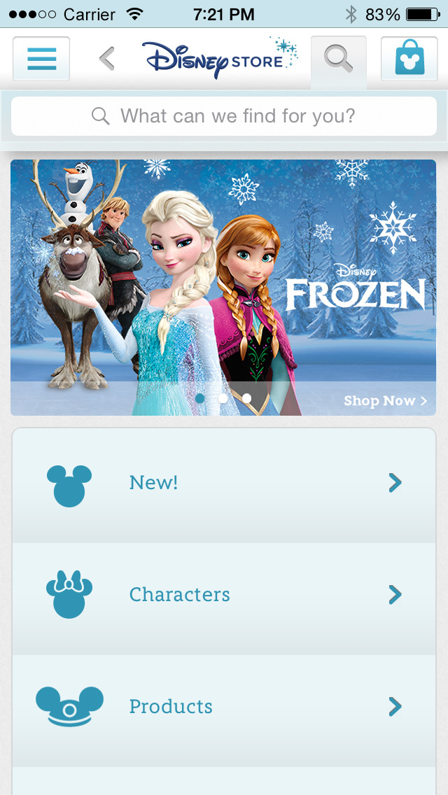 Disney Store for iOS now lets you buy with Apple Pay on your iPhone 6 or iPhone 6 Plus