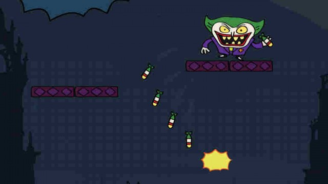 This new game lets you play Doodle Jump as DC Super Heroes beginning with Batman