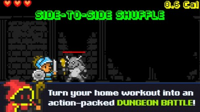 Zombies, Run! creator Six to Start releases Dungeon Runner: Fitness Quest for iOS