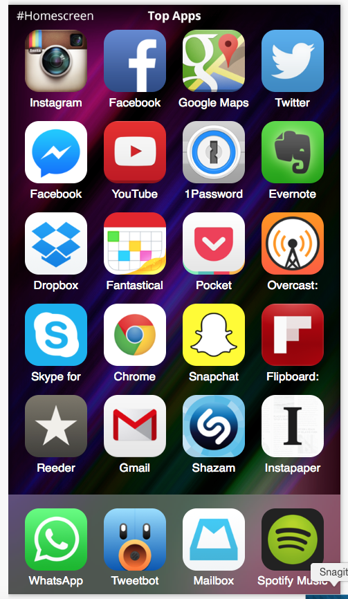 Iphone Top Apps