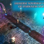 Quest for Revenge offers a dark and gloomy fantasy adventure for iOS device owners