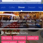 Foursquare updated with interactive notifications and 1Password integration in iOS 8