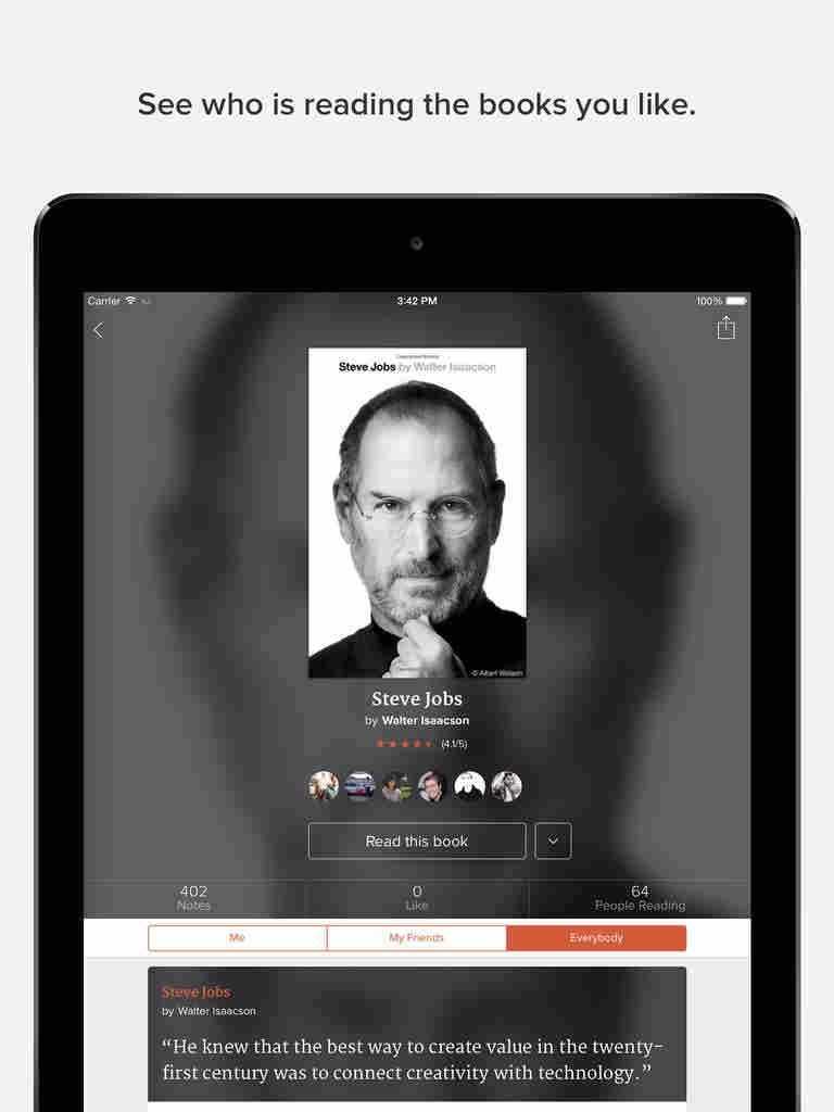 Glose for iPad
