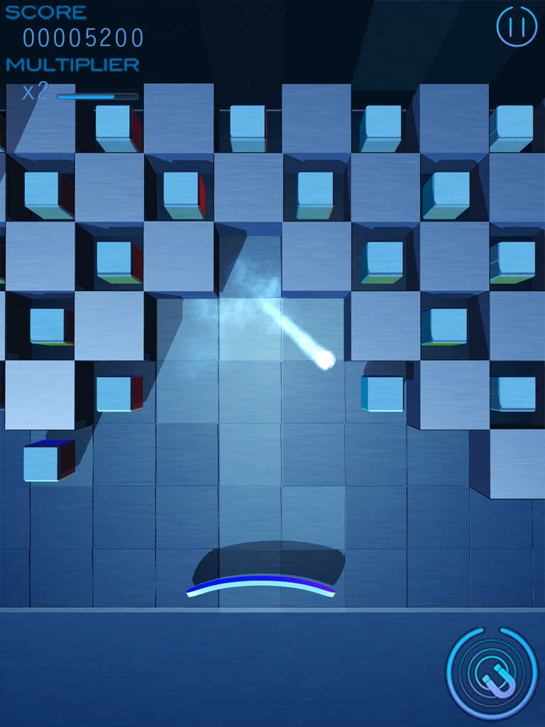 Bulkypix's Grey Cubes is a brick breaker game like you've never played before