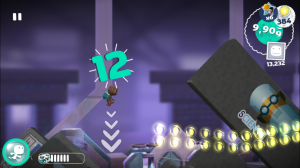 Can you outrun the Negativitron? Find out in our Game of the Week!