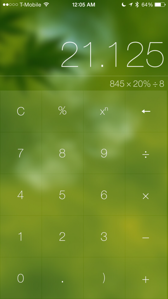 Numerical is now free and goes big with a fresh coat of paint in latest update