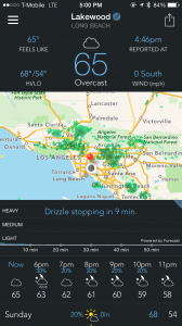 Always be in the know of the current weather conditions with our customizable App of the Week.