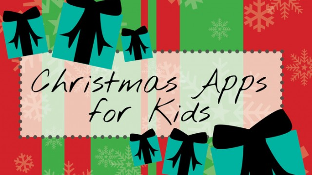 Get the kids excited for Christmas with the best iOS apps for children
