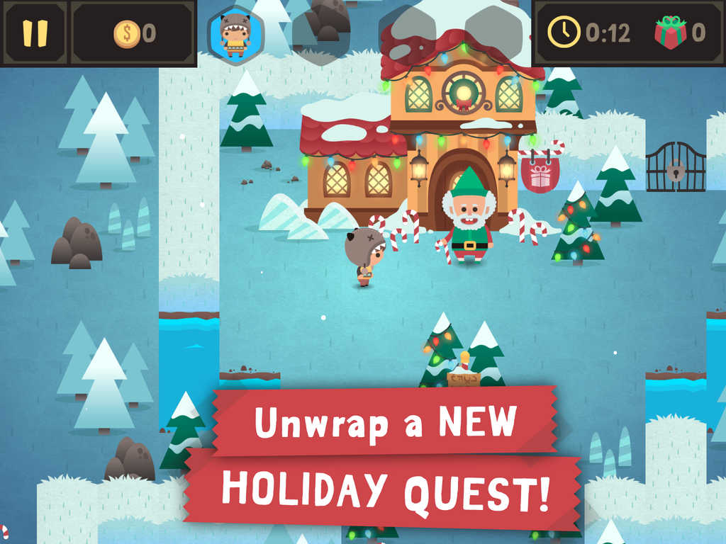 Cartoon Network's Monsters Ate My Birthday Cake updated with new holiday quest
