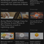 Newsify updated with night mode enhancements, share sheet tweaks and more