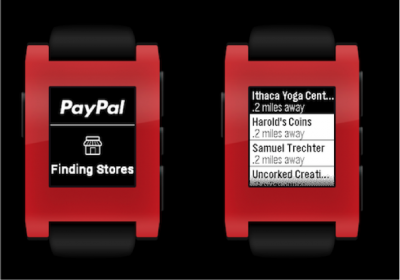 PayPal launches Pebble smart watch app for on-the-wrist payments and notifications