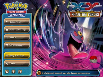 Pokemon TCG Online for iPad updated with XY—Phantom Forces expansion