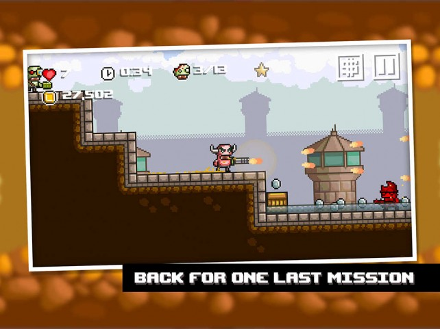 Ravenous Games' crazy characters are back for one last mission in Random Heroes 3