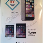 Sam's Club to offer iPhone 6 and iPad Air at $100 off during special sale event on Nov. 15