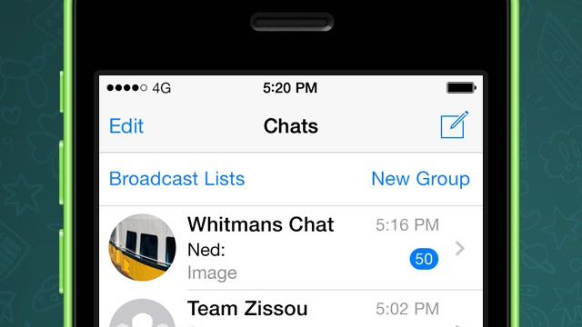 Facebook's WhatsApp Messenger now optimized for iPhone 6 and iPhone 6 Plus