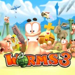 Team17's Worms iOS games on anniversary sale for $0.99 each on the App Store