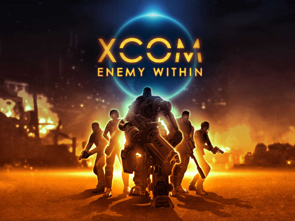 XCOM: Enemy Unknown standalone expansion XCOM: Enemy Within out now on iOS