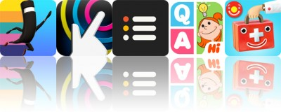 Today's apps gone free: Bit.Trip Run, Game of Senses, Dooo and more