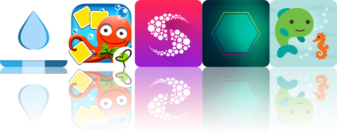Today's apps gone free: iHydrate, Gro Memo, SoundCatcher and more