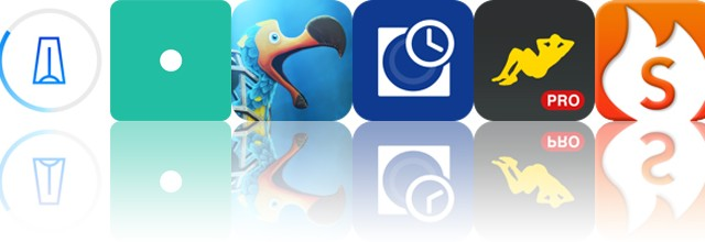 Today's apps gone free: Practice+, Eureka, Dodo Master Pocket and more