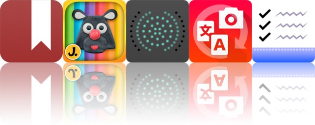 Today's apps gone free: Momento, Imagination Box, Alarm Clock Radio and more