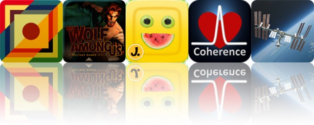 Today's apps gone free: Musyc Pro, The Wolf Among US, Cute Food and more