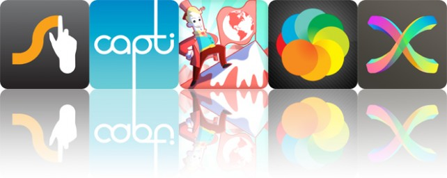 Today's apps gone free: Swype, Capti Narrator, Worldly and more