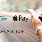 The America First Credit Union Visa Card now supports Apple Pay