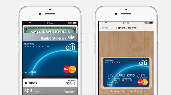 Staples now supports Apple Pay at its more than 1,400 retail locations in the United States