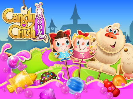 Candy Crush Soda Saga bubbles its way into the App Store with more match-three madness
