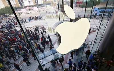 Apple is now the top mobile brand in China