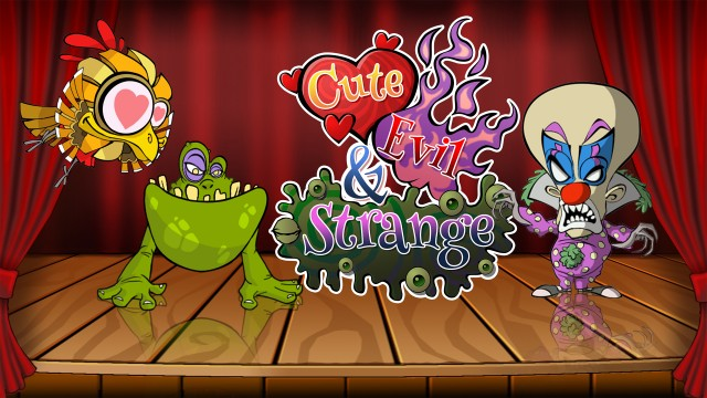 Cute, Evil & Strange cartoon combat will soon enter the App Store