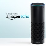 Amazon unveils Echo, a speaker featuring a Siri-like voice activated assistant