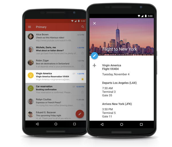 Google's revamped Calendar app will eventually make its way to the iPhone