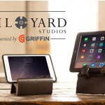 Ride the rails with Griffin's new iPad stands made from decommissioned railroad steel