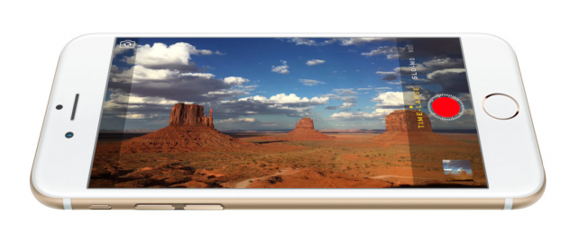 Apple's iPhone 6 and iPhone 6 Plus can play 4K video thanks to A8 chip