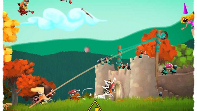 Clash with the Viking clan in Adult Swim's Day of the Viking